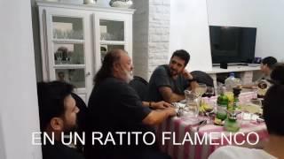 PARRITA Y ANTONIO OROZCO - DIFRUTANDO DE LA MÚSICA