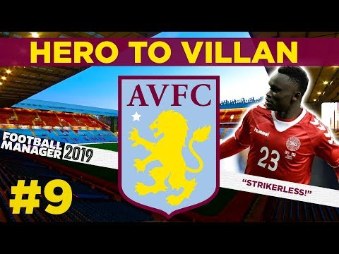 HERO TO VILLAN | PART 9 | TOP OF THE LEAGUE?! | Football Manager 2019