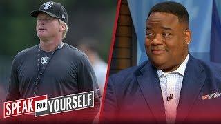 Jason Whitlock: Jon Gruden looks the worst in the Antonio Brown saga | NFL | SPEAK FOR YOURSELF