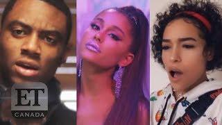 Ariana Grande Accused Of Stealing '7 Rings'