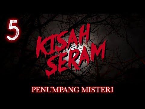 Kisah Seram: PENUMPANG MISTERI w/ Azfar Heri | Sterk Production