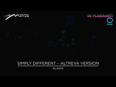 SIMPLY DIFFERENT – ALTREVA VERSION