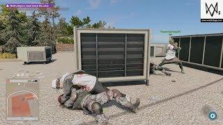 Watch Dogs 2 Co-oP Stealth Kills 3