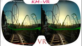 K.M-VR VIDEOS 4 IN 1 SBS Virtual Reality Video 1080