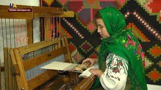 Уникальный музей ткачества открыли в селе Буша Винницкой области