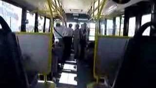 preview picture of video 'A ride on 2006 Welland Transit Blue Bird Ultra LF 1141'