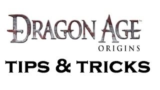 The MetaGame - Dragon Age Origins - Part 1 (Tips)