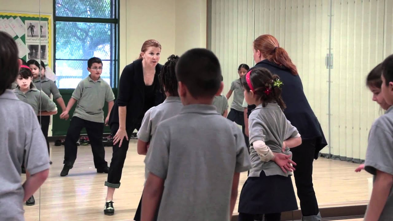 everybody dance:  Training LA's Teachers to Bring Dance Education Back to LA's K8 Schools