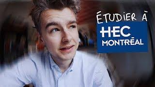 Je suis Étudiant à HEC Montréal