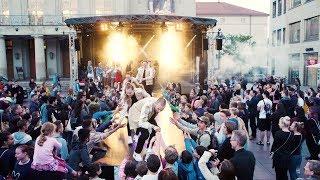 Modenschau und Dance Contest Weimar 2018