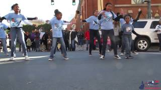 2013 City of Charlotte MLK Parade Highlights