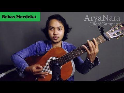 , title : 'Chord Gampang (Bebas Merdeka - Steven And Coconut Trezz) by Arya Nara (Tutorial)'