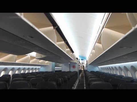 SEAT REVIEW – Air Canada Long Haul Economy
