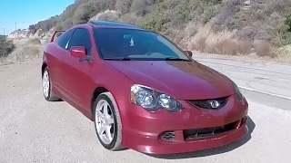 Modified Acura RSX - One Take