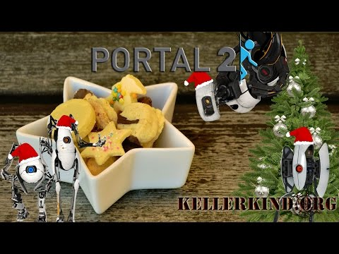 Advent-Portal #0 – Advent Advent, das Portal brennt ★ Let's Play Portal 2 Custom Maps [HD|60FPS]