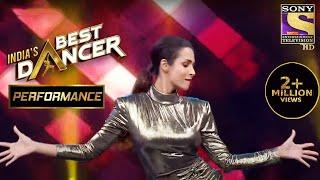 Malaika Arora ने दिखाया सबको अपना जलवा!   India's Best Dancer