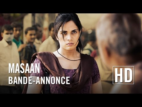 Masaan - Bande-annonce officielle HD