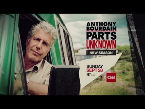 Anthony Bourdain Parts Unknown Commercial (2014) (Television Commercial)