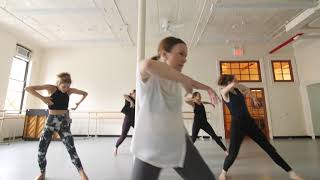 Too Much By Tora.  Choreography By Julie Carter