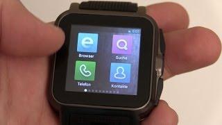 simvalley MOBILE AW-414.Go Smartwatch im ausführlichen Testbericht