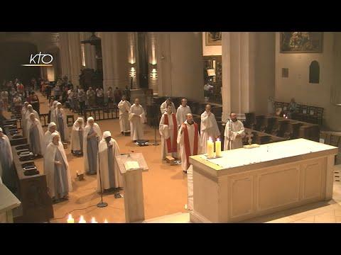 Vêpres et messe du 25 juillet 2020 à St-Gervais