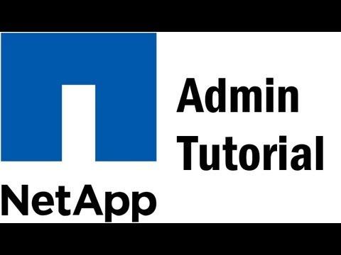 NetApp Training/Tutorial - YouTube
