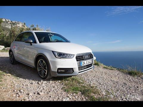 Fahrbericht: Audi A1 1.0 TFSI ultra - Dreizylinder-Benziner (95 PS)