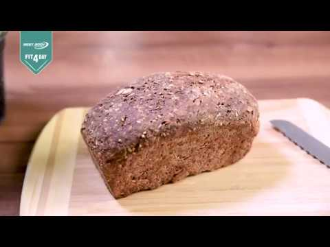 Priprava proteinskega kruha