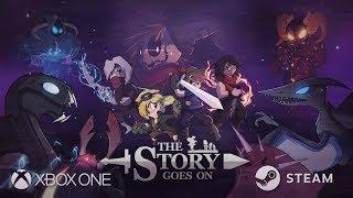 videó The Story Goes On