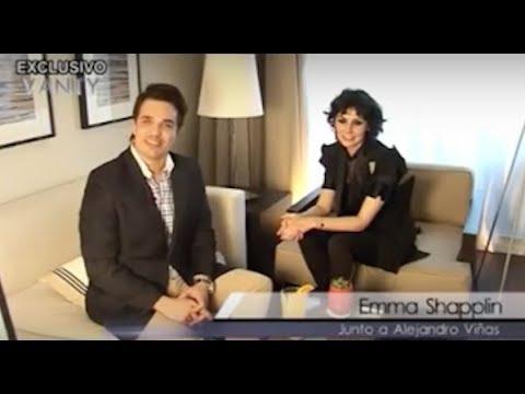 Entrevista a EMMA SHAPPLIN, la gran estrella francesa.