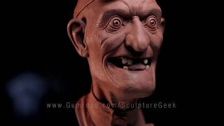How to Sculpt a Stylized Character Now Available - Sculpture_Geek