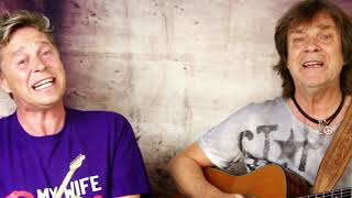 i wont hold you back - toto cover - mit peter dust und juergen leydel