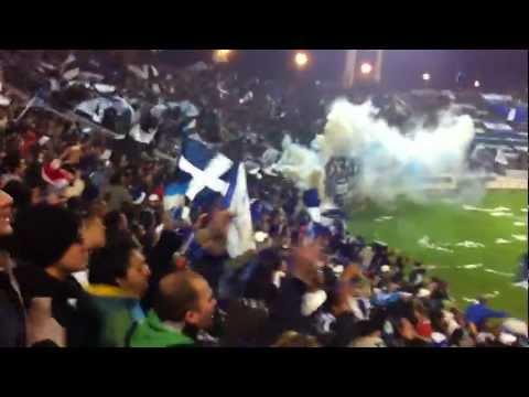 """ALVARADO 1 - Deportivo Madryn 0.(30-05-12)- Torneo Argentino B"" Barra: La Brava • Club: Alvarado"