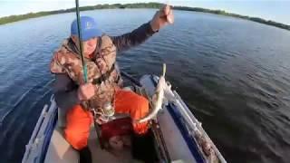 Лучшие места для рыбалки в латвии