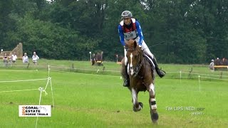 Coral Estate Renswoude Horse Trials 2016 - interview Tim Lips
