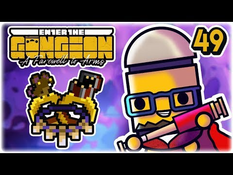 Resourceful Indeed | Part 49 | Let's Play: Enter the Gungeon: Farewell to Arms | PC Gameplay