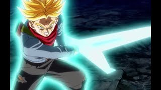 TRUNKS SWORD OF HOPE RANKED( XENOVERSE 2)