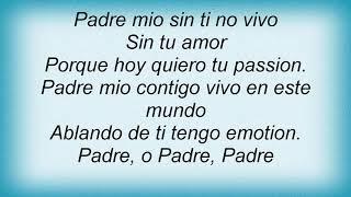 Andrea Bocelli - Sin Tu Amor Lyrics