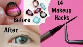 14 Makeup Life Hacks for Everyone Who Wears Makeup