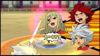 Inazuma Eleven Go Strikers 2013, VS Destructchers: Fran´s conviction!