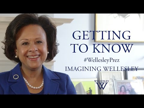 Getting to Know #WellesleyPrez: Imagining Wellesley