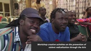 Workshop : Promouvoir la liberté de religion - Les Récréâtrales au Burkina Faso en 2018