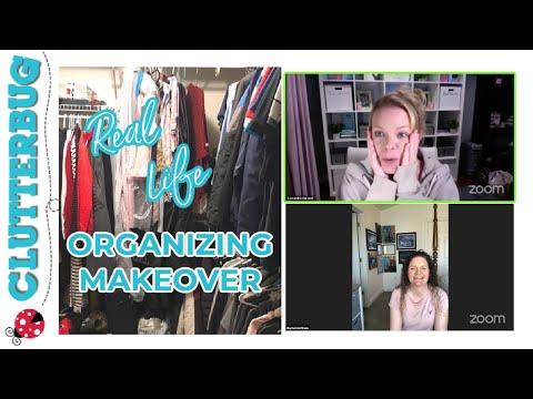 Virtual Organizing Consultation with Rachel