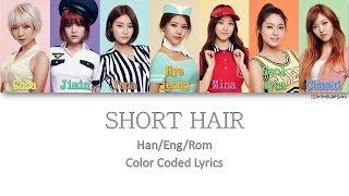 AOA   SHORT HAIR (단발머리) [Color Coded Han|Rom|Eng]