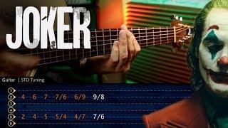 JOKER - Rock & Roll Part II (Stairs Dancing) Guitar TABS | Cover Guitarra Christianvib