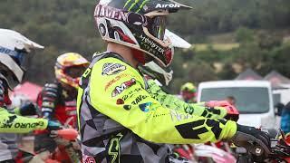 Motocross American Race + FPV Dron