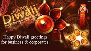Latest #Diwaligreetings #HappyDiwali #diwalivideos #diwalistatus #diwaliwishes videos for business