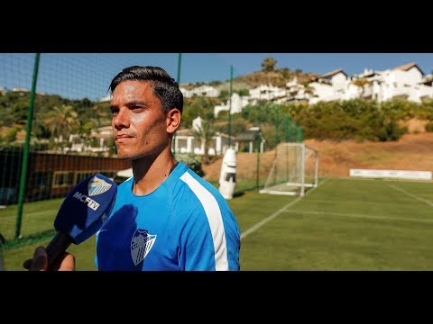 """Santos: """"Muñiz me pide que con el balón esté tranquilo y confiado"""""""