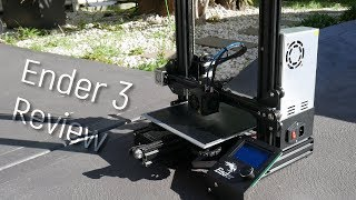 Creality Ender 3 Review