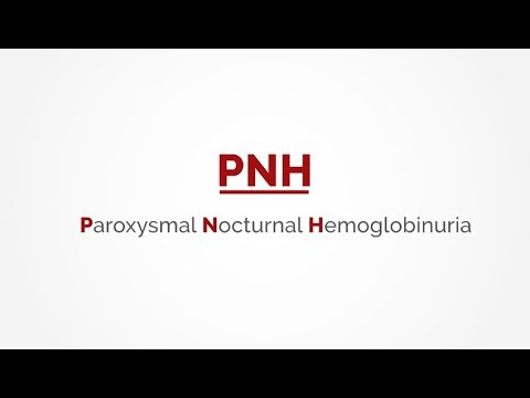 Nocna napadowa hemoglobinuria (PNH)